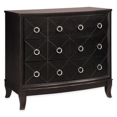 Stein World Metro Apothecary Style Chest in Espresso