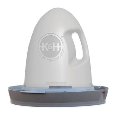 K&H 2.5-Gallon Thermo-Poultry Waterer