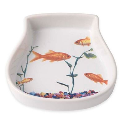 4.5-Inch In the Tank Fish Pet Bowl
