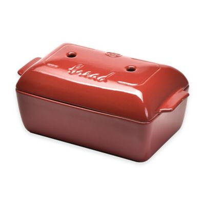 Red Bread & Loaf Pans