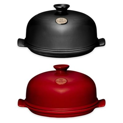 Emile Henry Flame® Bread Cloche in Burgundy
