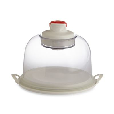 Auto-Vacuum Food Storage Dome