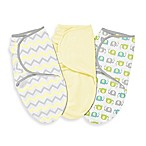 SwaddleMe® 3-Pack Small Chevron Splash Swaddles