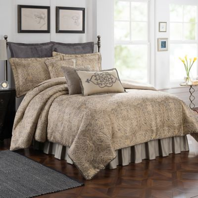 Bridge Street Finestra Reversible California King Comforter Set