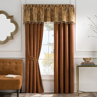Bridge Street Naples Tailored Window Valance