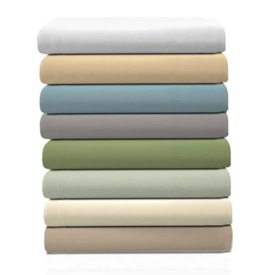 Cotton Rich 720-Thread-Count 6-Piece Queen Sheet Set in Champagne