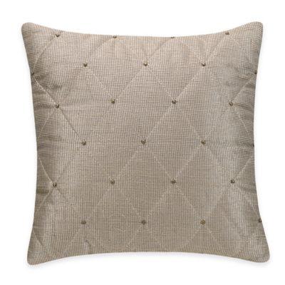 Bridge Street Finestra Medallion Square Throw Pillow