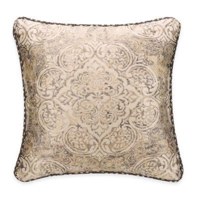 Bridge Street Finestra Shimmer Square Throw Pillow