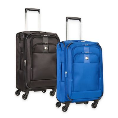 DELSEY Depart 21-Inch Carry-On Spinner in Black