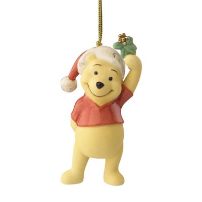 Lenox® 2015 Kiss Me Pooh Ornament