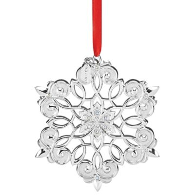 Lenox® 2015 Snow Majesty Ornament
