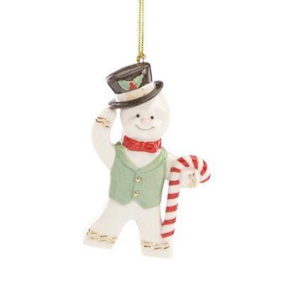 Lenox® 2015 Ginger Gent Ornament