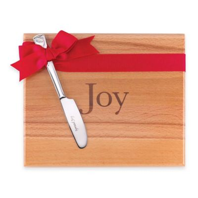 Lenox® Joy Wood Board with Spreader
