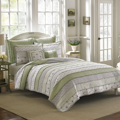 Laura Ashley® Lavinia Twin Quilt in Multi