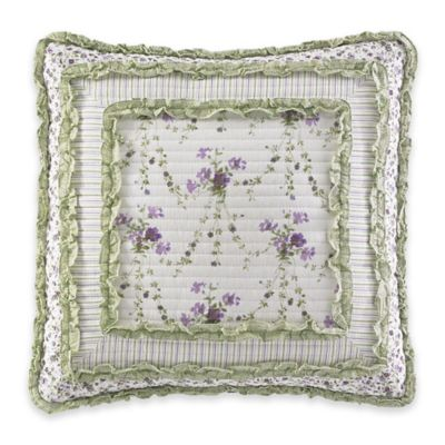 Laura Ashley Square Pillow
