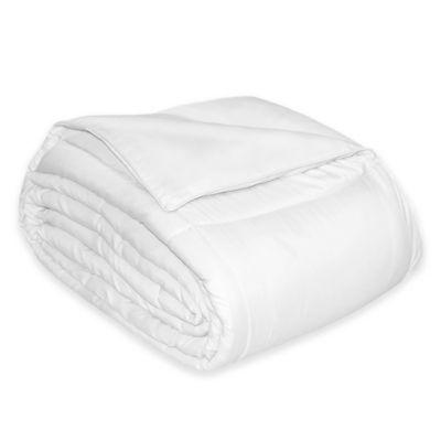 Down Alternative Full/Queen Comforter in White
