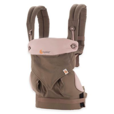 Ergobaby™ Four-Position 360 Baby Carrier in Taupe/Lilac