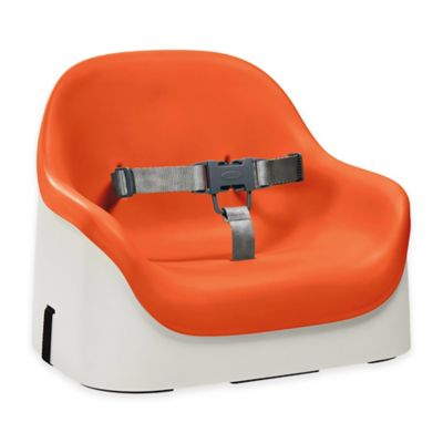 OXO Tot® Nest Booster Seat with Straps in Orange