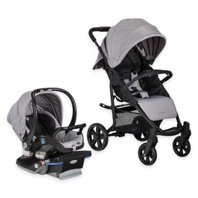 Combi® Shuttle Travel System in Titanium