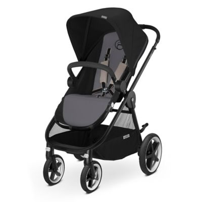 CYBEX Gold Balios M Stroller in Moon Dust