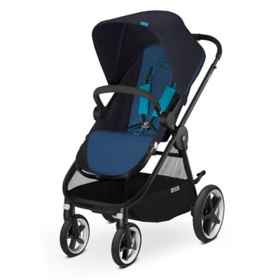CYBEX Gold Balios M Stroller in True Blue