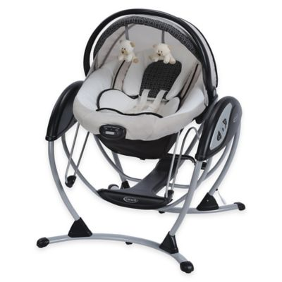 Graco® Glider Elite™ 2-in-1 Gliding Swing in Pierce™