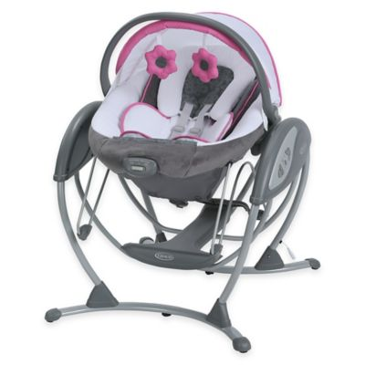 Graco® Glider Elite™ 2-in-1 Gliding Swing in Sylivia™