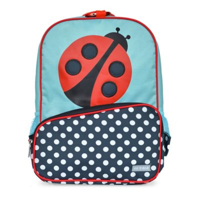 JJ Cole® Ladybug Toddler Backpack