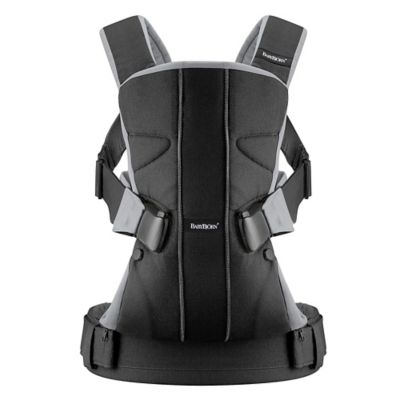 BABYBJORN® 2015 Baby Carrier Original in Black/Silver