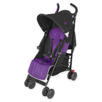 Maclaren® 2015 Quest Stroller in Black/Majesty