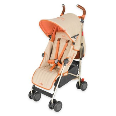 Maclaren® 2015 Scarlet Collection Quest Stroller in Linen