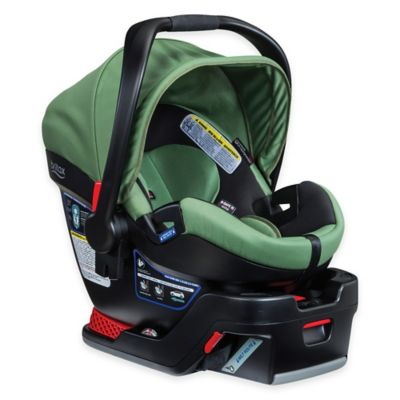 BRITAX B-Safe 35 Elite Infant Car Seat in Cactus Green