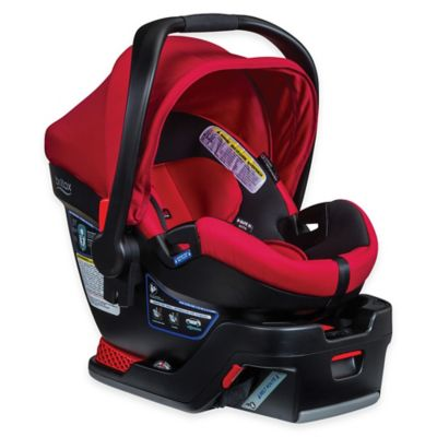 BRITAX B-Safe 35 Elite Infant Car Seat in Red Pepper