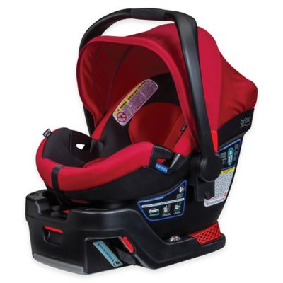 BRITAX B-Safe 35 Elite XE Series Infant Car Seat in Red Pepper