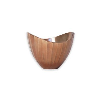 Simplydesignz Metallic 8-Inch Bowl in Copper