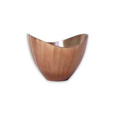 Simply Designz Metallic Bowl