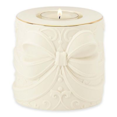 Lenox® Radiant Light™ Bow Votive