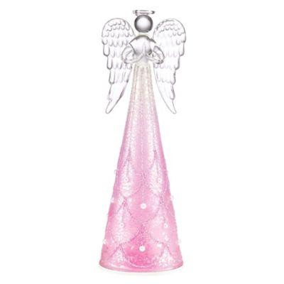 Lenox® Pearl Angel Lit Figurine