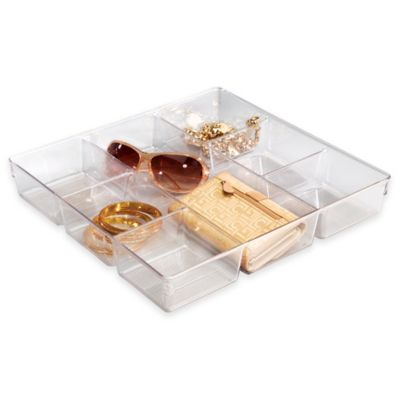 InterDesign® 7-Section Dresser Organizer