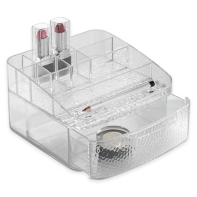 InterDesign® Rain Cosmetic Organizer with Drawer