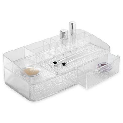 InterDesign® Rain 2-Drawer Cosmetic Organizer