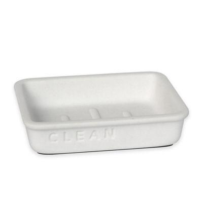 Composition Soap Dish