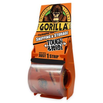 Gorilla Glue™ Clear Packaging Tape