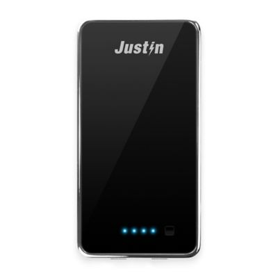 Justin 10,000 mAh Power Bank Charger