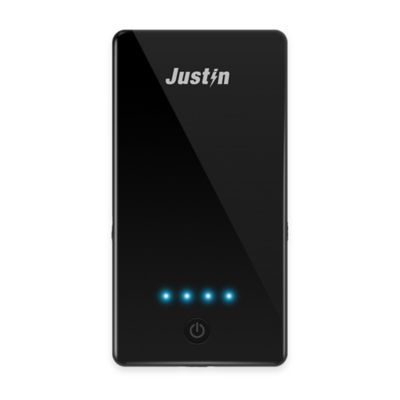 Justin 5,200 mAh Power Bank Charger