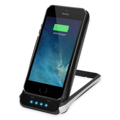 Justin 3,000 mAh Power Case for Apple iPhone 5 and 5S