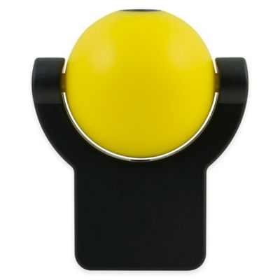Batman Projectables™ LED Projection Nightlight in Black/Yellow