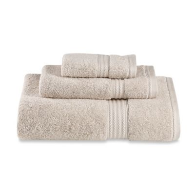 Nautica® Stateroom Wash Cloth in Sand