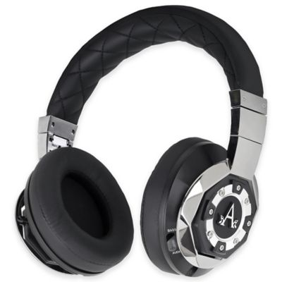 Legacy Over-Ear Headphones in Chrome