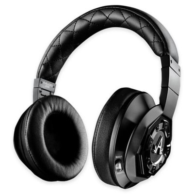 Legacy Over-Ear Headphones in Black